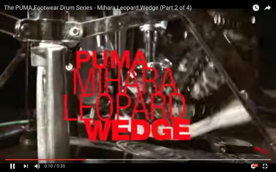 d6b440504d0a Puma Footwear Series – Mihara Leopard Wedge